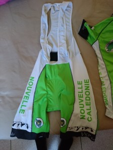 Tenue VTT short