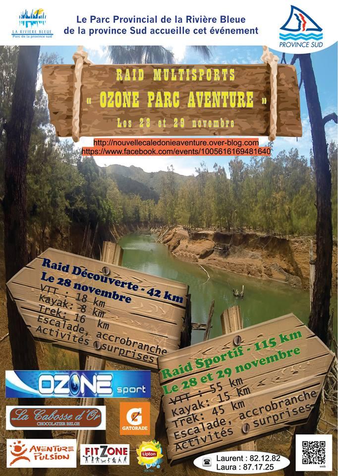 ozone parc aventure